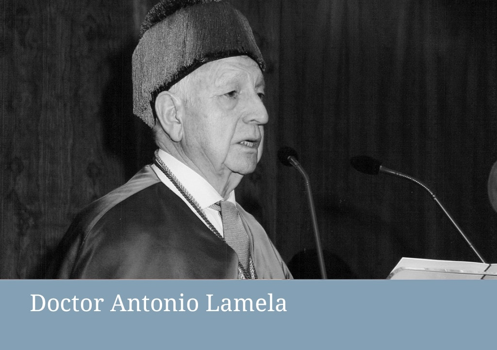 honoris causa Antonio Lamela