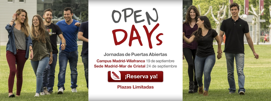 Banner Open Days (septiembre2)