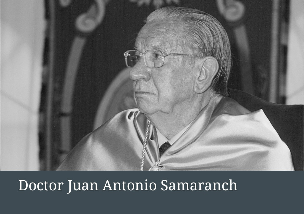 honoris causa Samaranch