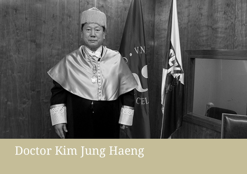 honoris causa Kim Jung